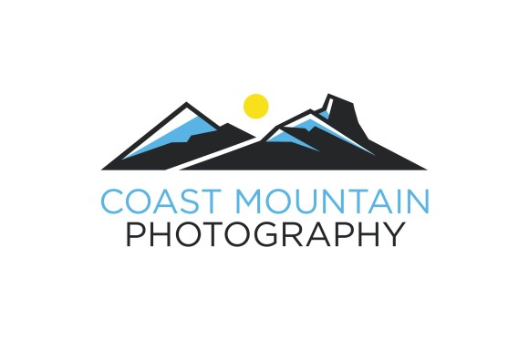 Coast Mountain Photography Logo