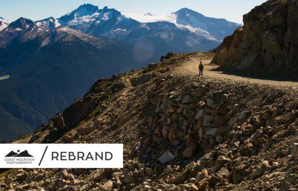 Coast Mountain Photography Rebrand