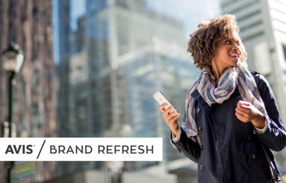 Avis brand refresh