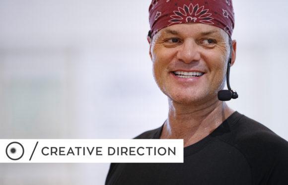 Baptiste Power Yoga - Creative Direction